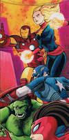Marvel Premier Avengers
