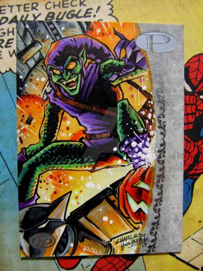 Marvel Premier 2012-17 AP Green Goblin by KidNotorious