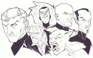 Legion of Doom by KidNotorious