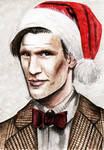 Merry Doctor Who