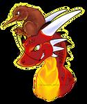 Iwi the Dragonrider :D