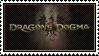 Dragons Dogma stamp by SilverdragonKathy
