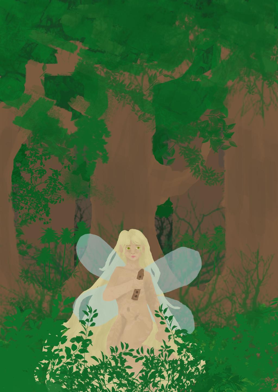Fairy by LittleAmeba