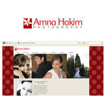 Amna Hakim Logo