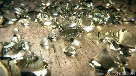 Diamond by blenderhilfe