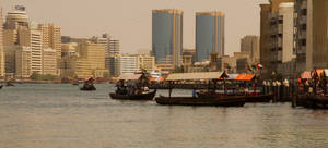 Dubai on the water