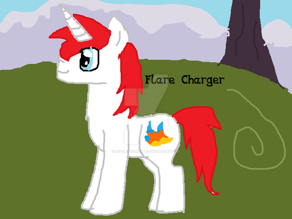 Flare Charger by Its-Mousepelt