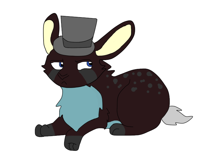 Bunny Adoptable- 5p by Its-Mousepelt