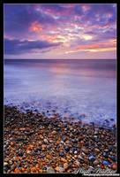 Suffolk Sunrise. by Wayne4585