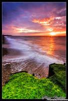 Suffolk Sunrise 1. by Wayne4585