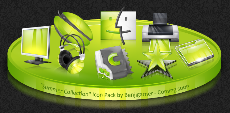 Summer Collection WIP by Benjigarner