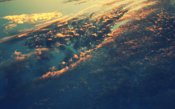Ecume du ciel