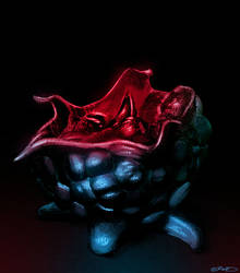 Open Creature by Arashocky