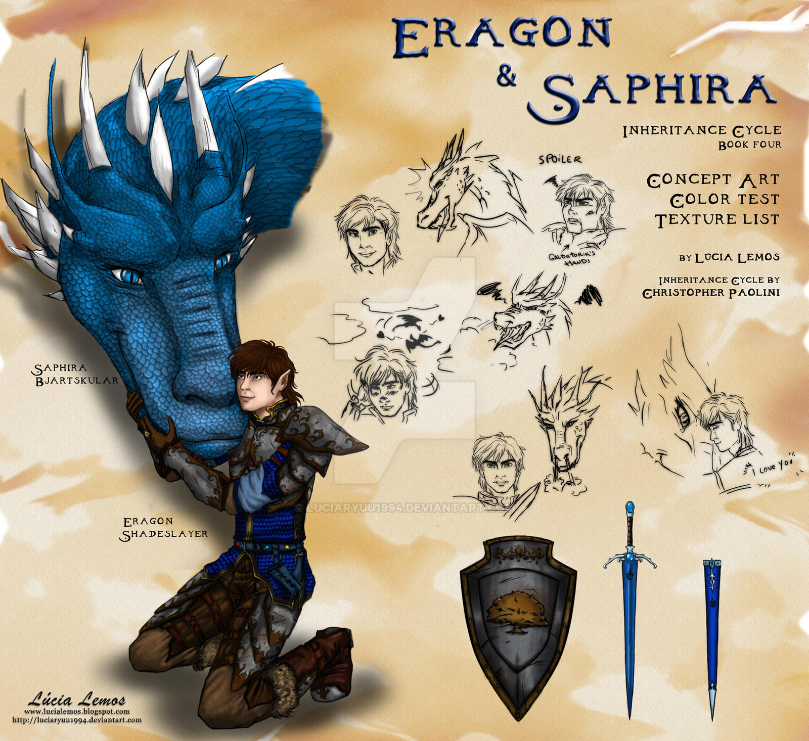 eragon essay topics Eragon and saphira eragon is about a boy who finds a weird blue stone which later turns out to be a dragons egg in my diorama i show the scene were eragon finds this egg in the mountain range of the spine.