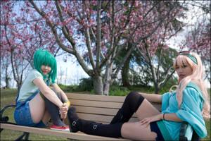 Macross Frontier- pop+Divas by Houkiboshi0791