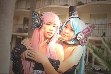 Vocaloid: Butterflies by Houkiboshi0791