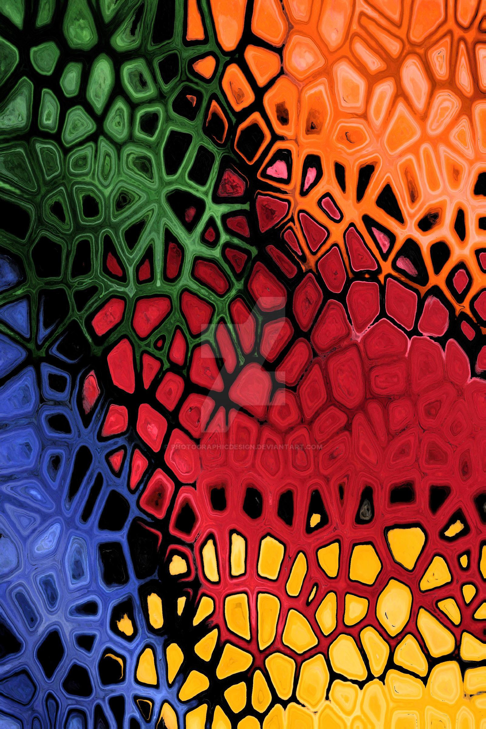 Crazy Colorful Designs Images