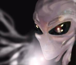 alien by higher-intelligence