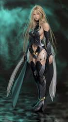 CG Girl 56 by iDNAR