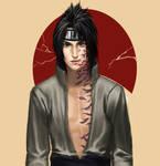 CG Evil Sasuke