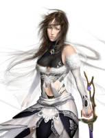 CG Girl 49 by iDNAR