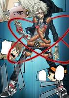 Reborn 314 Page 17 Gokudera by SFER1