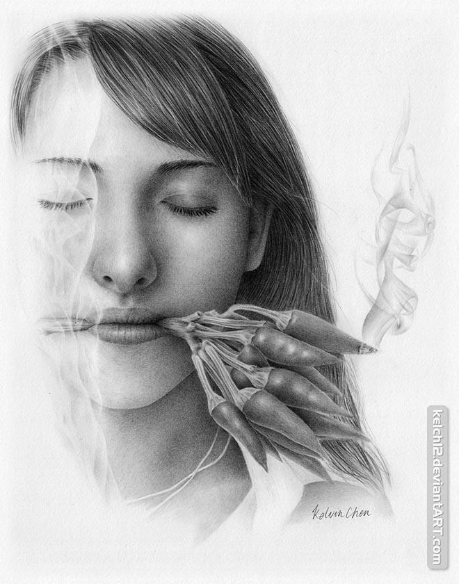 Smokin' Hot by kelch12