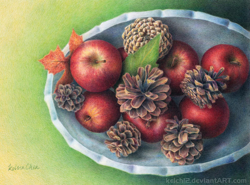 Fruitful Holiday by kelch12