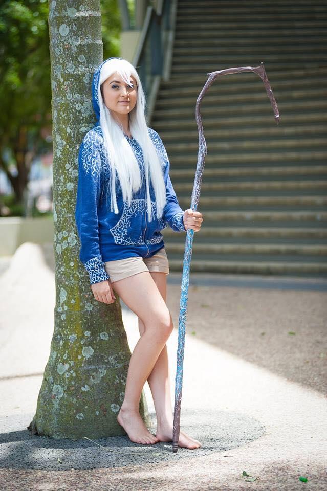 Célèbre Female Jack Frost Cosplay by AshleeDownCosplay on DeviantArt ZR82