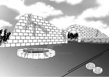Manga Oneshot Pages 5 and 6
