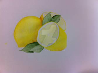 When life gives you lemons, make apple juice?
