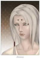 Kimimaro Portrait by luffie