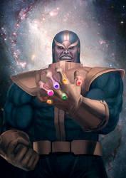 Thanos ver.1 by luffie
