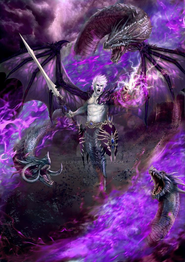Azazel Unconquered by luffie