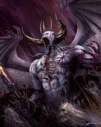 Belakor the First Daemon Prince