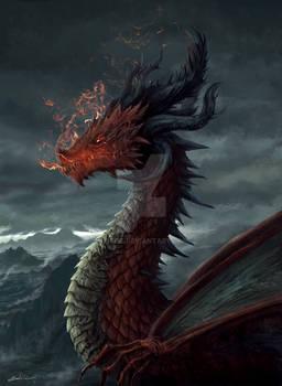 Ancient Red Dragon Ragorath