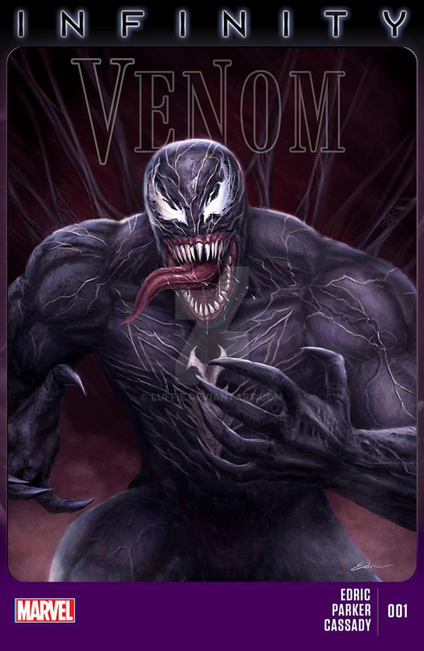 Venom Infinity by luffie