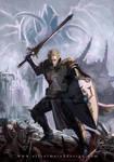 Handsome Crusader Diablo 3 by luffie