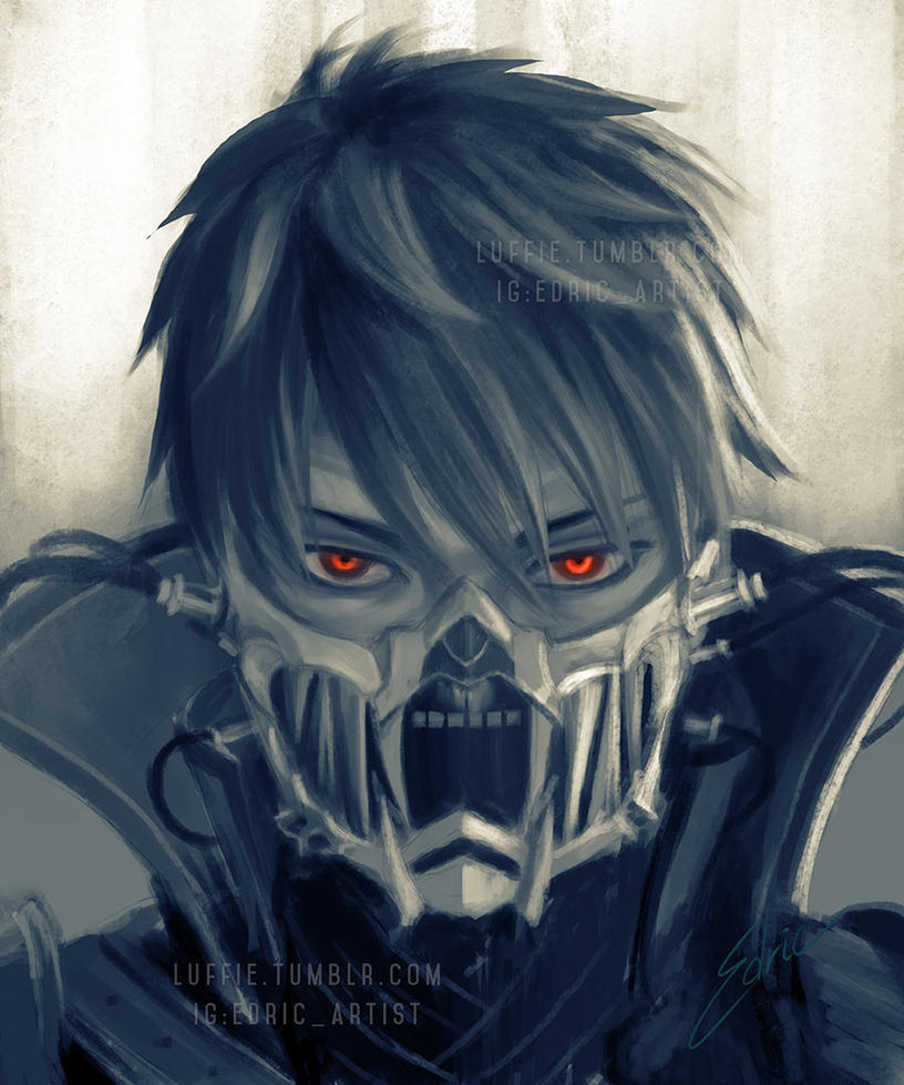 Code Vein Male Vampire Sketch by luffie on DeviantArt