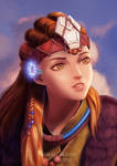 Aloy - Nora Protector Headgear