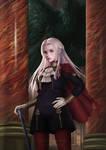 Edelgard of the Black Eagles