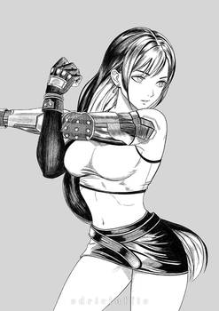 Tifa Silverhand