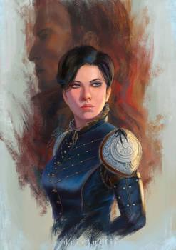 Syanna Witcher 3