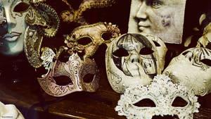 Masks Five. by Lalatina123