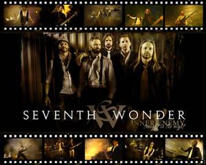 Seventh Wonder - Inner Enemy Wallpaper