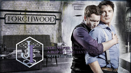 Torchwood Blip in Time Wallpaper by xandra73