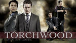 Torchwood Jack Harkness and Ianto Jones Wallpaper by xandra73