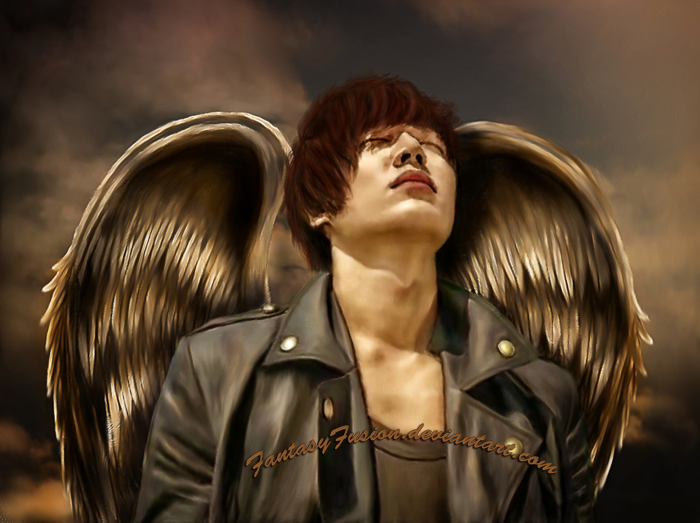 Lee Min Ho City Hunter By Fantasyfusion On Deviantart