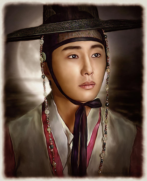 Jung Il-woo - The Moon Embracing the Sun by FantasyFusion ...