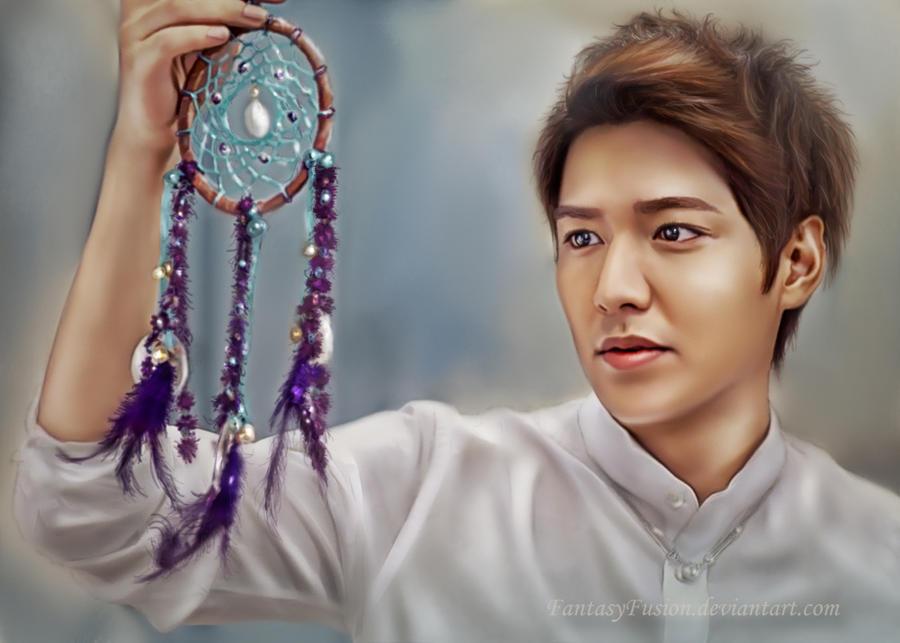 Lee Min-ho - Portrait by FantasyFusion